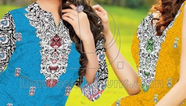 Dawood Harma Classic Summer Lawn Collection 2015 For UK girls