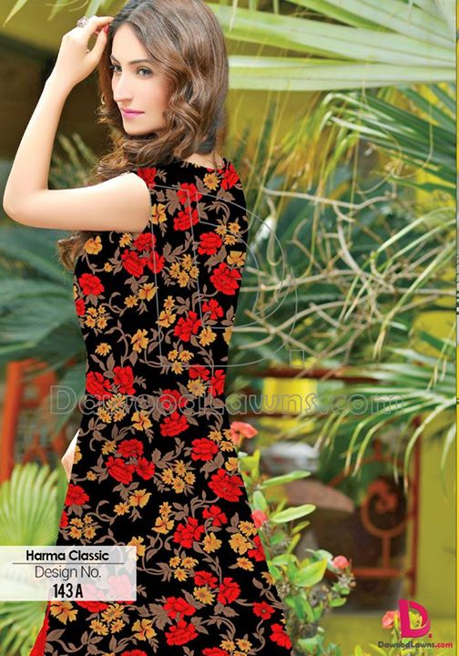 Dawood Textile Classic Summer Lawn Collection 2015