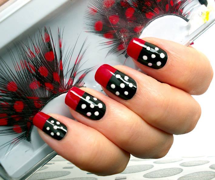 Six awesome nail art design 2015 for women latest awesome nail art designs for women 2015 prinsesfo Image collections