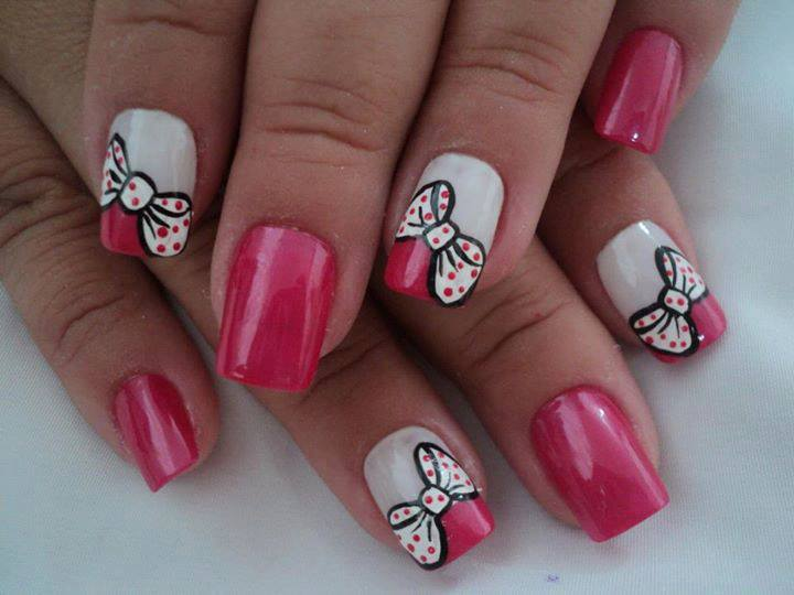 Six Awesome Nail Art Design 2015 For Women Newfashionelle
