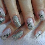 Amazing Ladies Nail And Latest Art Designs 2015