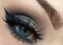 Beautiful Smoky Eyes 2015 Fashion for Girls (9)