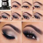 Beautiful Smoky Eyes 2015 Fashion for Girls (5)