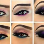 Beautiful Smoky Eyes 2015 Fashion for Girls (7)