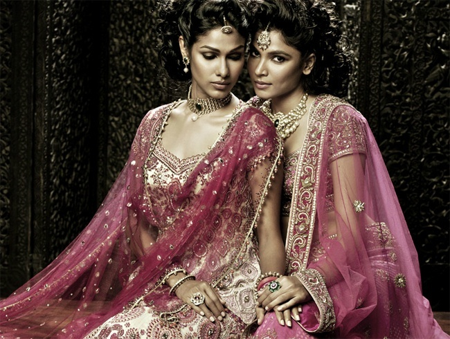 Bridal Indian Best Designer Lehenga Fashion (9)