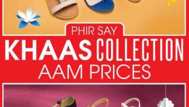 Servis Shoes Stylish Eid Family Collection 2015