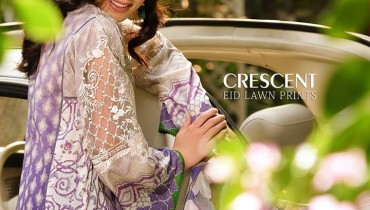 Crescent Lawn Eid Collection 2015 (1)