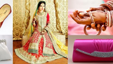 Trendy Wedding Accessories for Girls