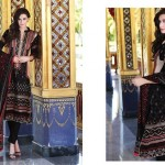 Firdous Korean Summer Eid 2015 Lawn Vol II for Girls (2)