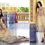 Firdous Korean Summer Eid 2015 Lawn Vol II for Girls (6)