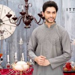 Ittehad Eid ul Fiter Kurta Shalwar 2015 For Men (5)