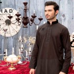 Ittehad Eid ul Fiter Kurta Shalwar 2015 For Men (2)