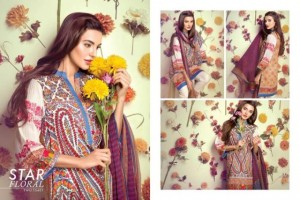 Ethnic Lawn 2015 for Women (3)