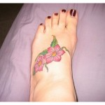 New Ankle n Foot ~ Tattoo Ideas