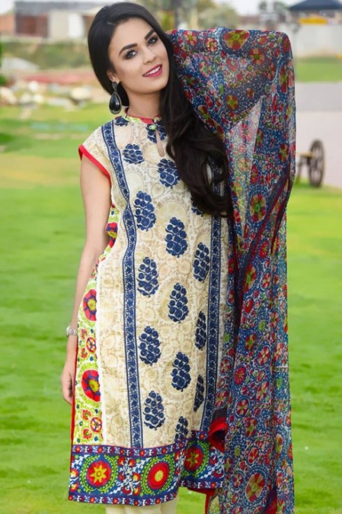 Nimsay lovely Parsa Eid Suits art 2015 for Girls (3)