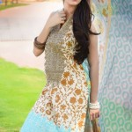 Nimsay lovely Parsa Eid Suits art 2015 for Girls (5)