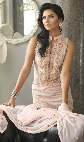 Orient Textiles Eid Lawn Wear 2015 For Girls (3)