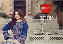 Origins Eid Collection 2015 with Ayesha Omer (1)