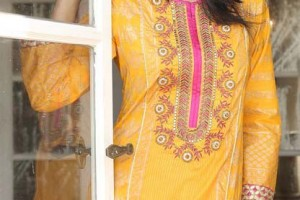 Premium Lawn Eid Collection 2015 by Orient Textiles