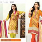 Satrangi Stylish Summer Eid Lawn 2015 by Bonanza Garments (9)