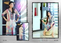 Seher Embroidered Kurti Vol 2 2015 By Bashir Ahmad (1)