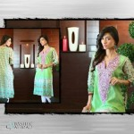 Seher Embroidered Kurti Vol 2 2015 By Bashir Ahmad (4)