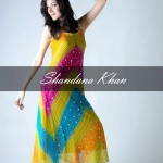 Shandana Khan Eid Wear Summer Dresses for Girls (5)