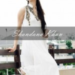 Shandana Khan Eid Wear Summer Dresses for Girls (7)
