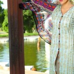 Shariq textile Farah Leghari Eid lawn collection 2015