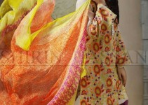 Shirin Hassan Eid days Fashion suits 2015 For Girls (3)