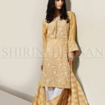Shirin Hassan Eid days Fashion suits 2015 For Girls (1)