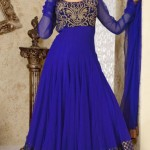 Sleeveless Long Shirts Evening eid Wear for Girls (4)