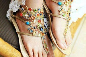 Stylish Sandals and Shoes Collection for Girls (3)
