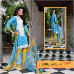 Wardha Saleem Lawn Eid Collection 2015 by Shariq (3)