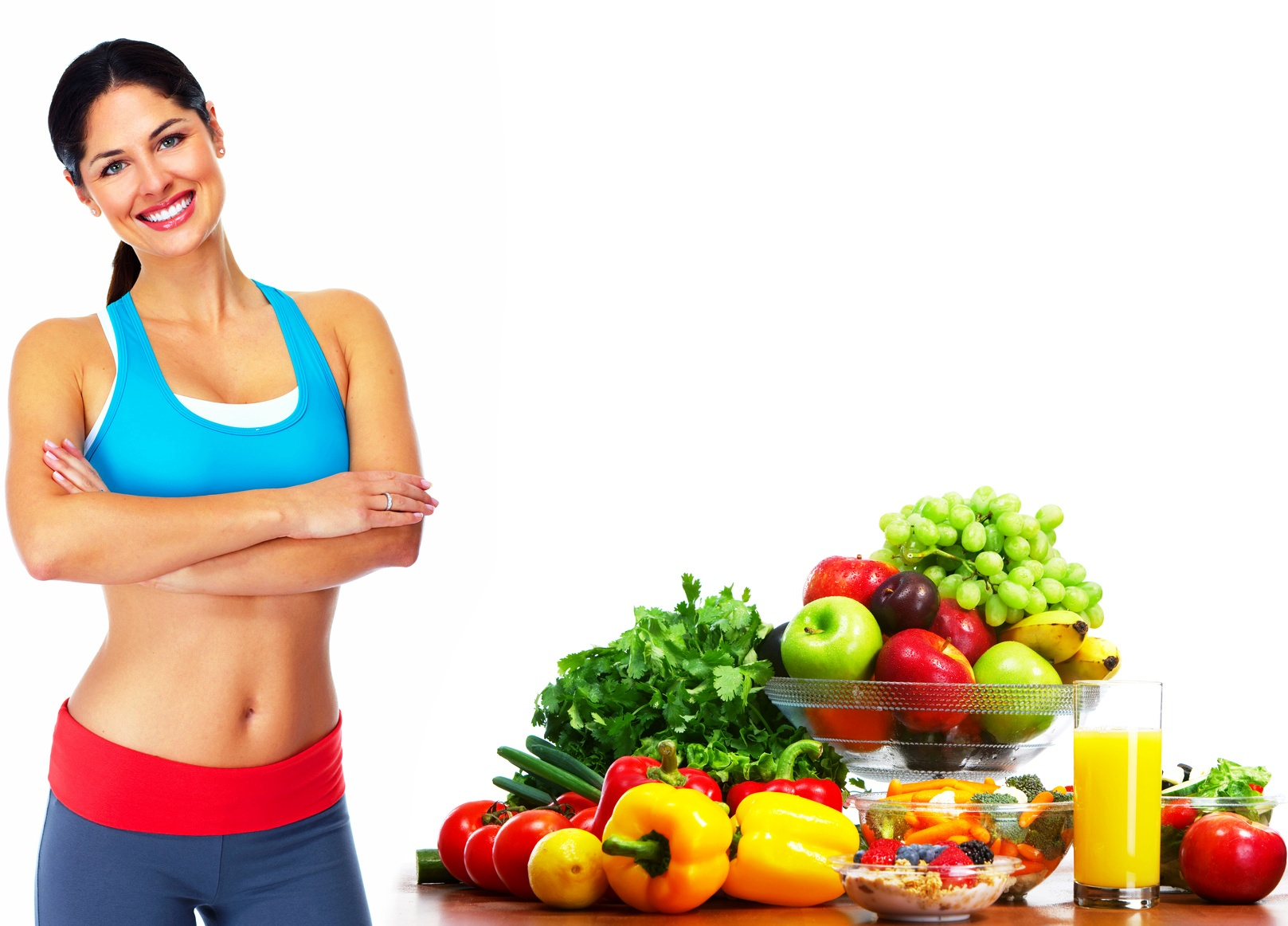 Diet and benefits of regular physical activity