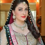 Pakistani Actress Ayeza Khan Blessed A Baby Girl
