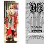 Amna Ajmal Bridal groom dress Price