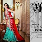 Fomral Wear Long shirt by Amna Ajmal