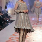 Asifa & Nabeel Bridal Wear Dresses 2015 At TBCW Bridal Week (1)
