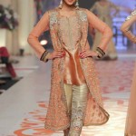 Asifa & Nabeel Bridal Wear Dresses 2015 At TBCW Bridal Week (3)