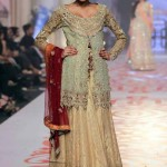 Asifa & Nabeel Bridal Wear Dresses 2015 At TBCW Bridal Week (7)