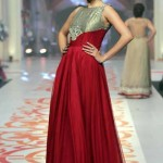 Asifa & Nabeel Bridal Wear Dresses 2015 At TBCW Bridal Week (8)