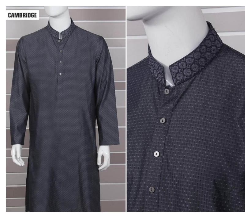 Cambridge Best Kurta Dresses 2015-16 for Men (2)