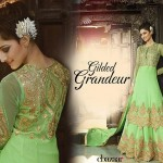Cbazaar glossy Fashion Indian Dresses Designs by 2015 (2)