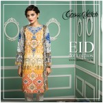 Cross Stitch Formal Eid Dresses 2015 for Girls (1)