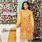 Cross Stitch Formal Eid Dresses 2015 for Girls (6)