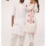 Deepak Perwani Summer Eid Collection 2015 for Women & Men (1)