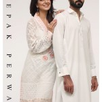 Deepak Perwani Summer Eid Collection 2015 for Women & Men (2)