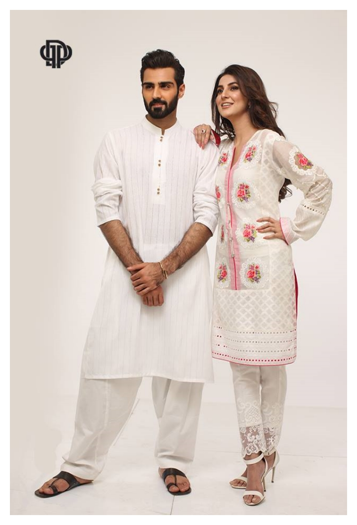 Deepak Perwani Summer Eid Collection 2015 for Women & Men (9)