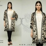Zaheer Abbas Newest Eid Party Wear Dresses Collection 2015 (2)